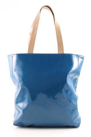 Masquenada Shopper blau-nude Casual-Look