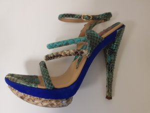 High Heel Sandal multicolored