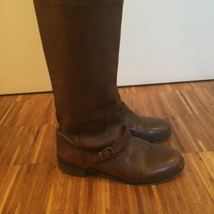Massimo Dutti Riding Boots brown