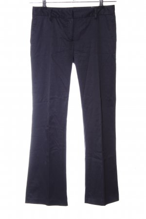 Massimo Dutti Pantalon blauw casual uitstraling