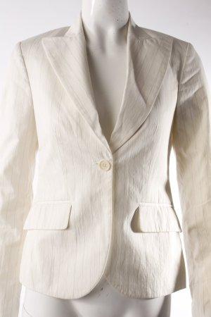 Massimo Dutti Blazer in weiß
