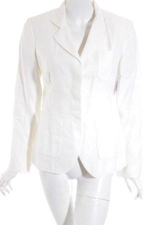 Massimo Dutti Blazer weiß Street-Fashion-Look