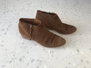 Massimo Dutti Booties, Dicker Boots,Stiefeletten Boho Hipster