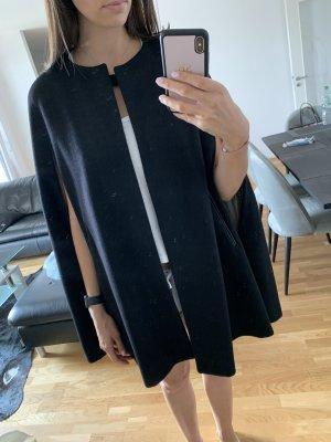 Massimo Dutti Wollen jas zwart