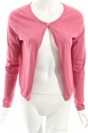 Massimo Dutti Cardigan rosa minimalistischer Stil