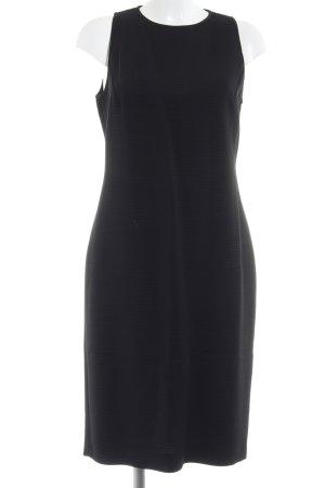 Massimo Dutti Etuikleid schwarz Elegant