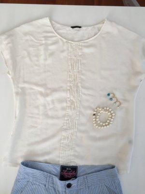 Massimo Dutti feines Tunika Shirt fließend XL 38 40