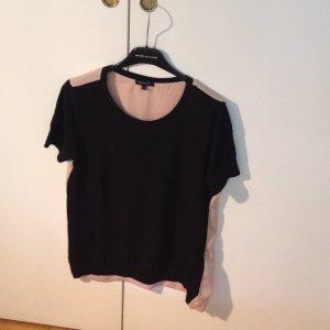 Massimo Dutti Halbarm-Shirt, Gr. L (wie eine M)