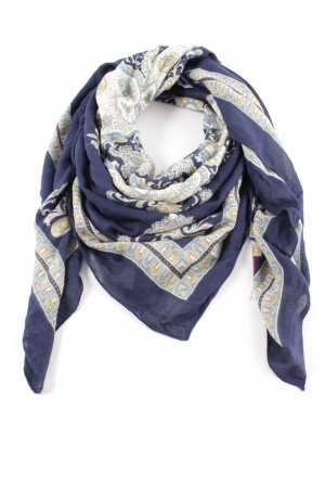 Massimo Dutti Neckerchief abstract pattern casual look