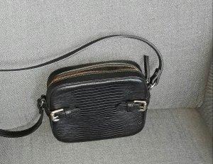 Massimo Dutti Handtasche schwarz