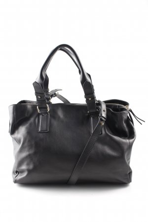 Massimo Dutti Carry Bag black minimalist style