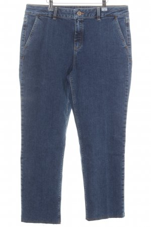 Massimo Dutti High Waist Jeans blue street-fashion look
