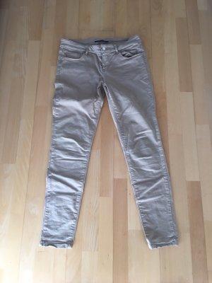 Massimo Dutti Stretch Trousers multicolored