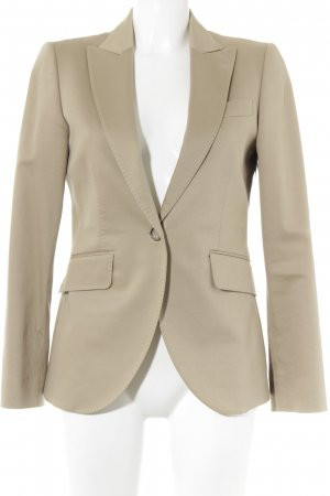 Massimo Dutti Hosenanzug camel Business-Look