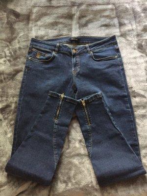 Massimo Dutti Jeans, dunkelblau