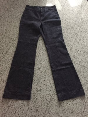 Massimo Dutti Jeans weites Bein