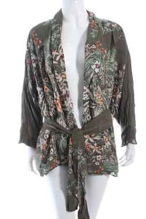 Massimo Dutti Kimono florales Muster klassischer Stil