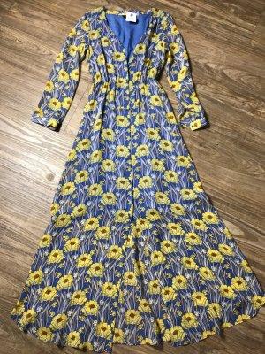 Massimo Dutti Kleid blau Gr. 36