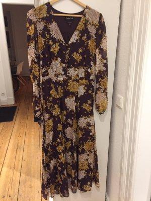 Massimo Dutti Kleid mit Blumenprint