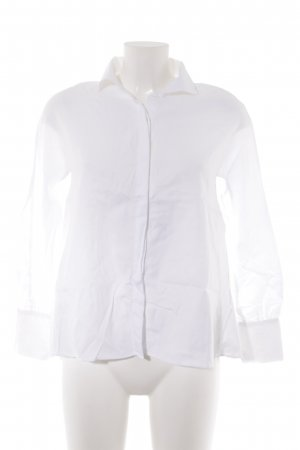 Massimo Dutti Camisa de manga larga blanco estilo «business»
