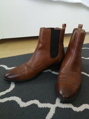Massimo Dutti Leder Boots
