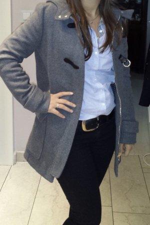 Massimo Dutti Jacket black-grey
