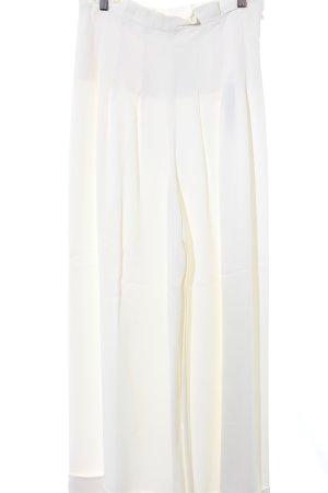 Massimo Dutti Marlene Trousers cream '20s style