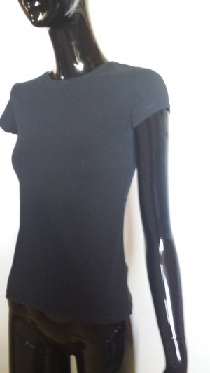 Massimo Dutti, schwarzes Shirt Gr. XS