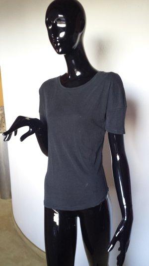 Massimo Dutti, Shirt. anthrazit Gr.36