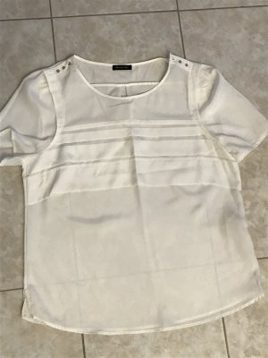 Massimo Dutti Shirt weiß, wunderschön