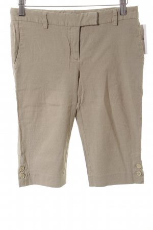 Massimo Dutti Shorts beige Casual-Look