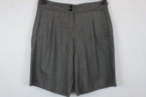 Massimo Dutti Shorts Gr. 28 / 38 100% Wolle grau meliert (18/2/521)