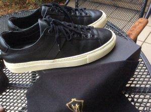 Massimo Dutti Sneaker / Leder in schwarz Gr.38