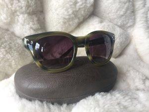 MASSIMO DUTTI Sonnenbrille in Grün