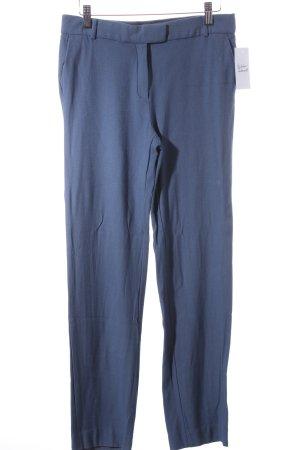 Massimo Dutti Stoffhose graublau schlichter Stil