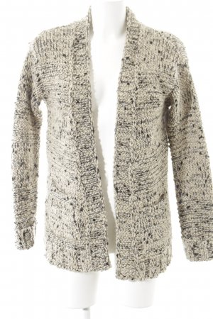 Massimo Dutti Knitted Cardigan flecked casual look