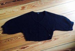 Massimo Dutti Knitted Bolero black