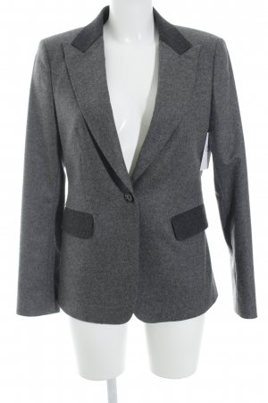 Massimo Dutti Sweatblazer grau Street-Fashion-Look