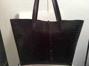 Massimo Dutti Tasche aus Leder