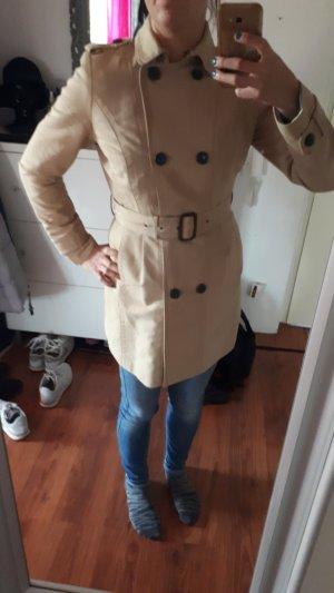 Massimo Dutti Trench Coat beige