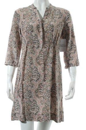 Massimo Dutti Tunikakleid Paisleymuster Gypsy-Look
