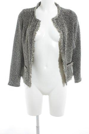Massimo Dutti Tweedblazer mehrfarbig Elegant
