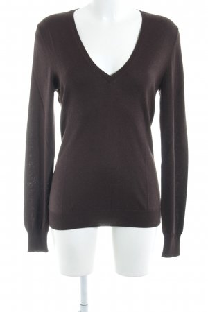 Massimo Dutti V Neck Sweaters At Reasonable Prices Secondhand