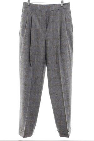 Massimo Dutti Wollen broek glencheck patroon zakelijke stijl