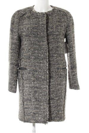 Massimo Dutti Abrigo de lana multicolor elegante