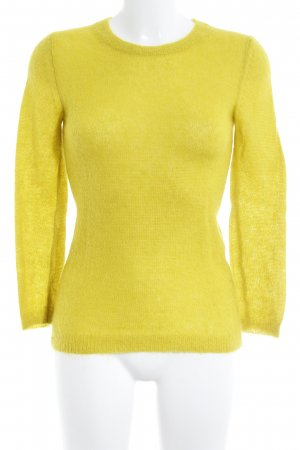Massimo Dutti Wollpullover mehrfarbig Business-Look