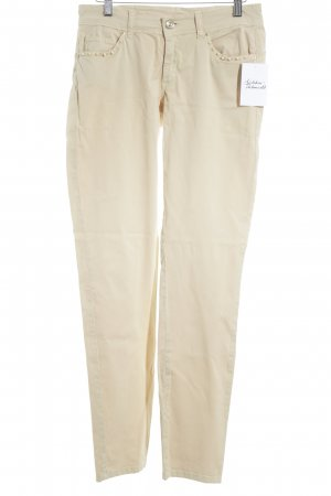 Massimo Rebecchi Alpha Chinohose creme Casual-Look
