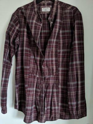 Massimo Dutti Shirt met lange mouwen veelkleurig