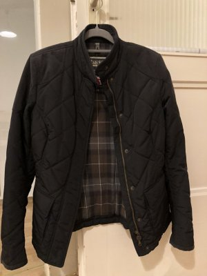 MATCHLESS ( Belstaff ) Jacke schwarz 36 mit Leder