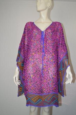 Mathew Williamson Kleid Luxus Gr.S/M 100% Seide Tunika Neuwertig! NP: 500€